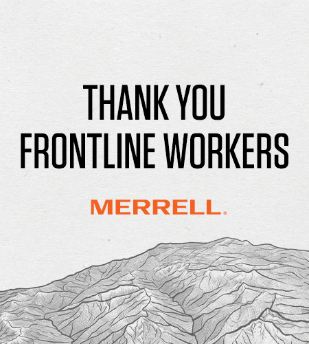 Take 20% off Your Entire Purchase from Merrell