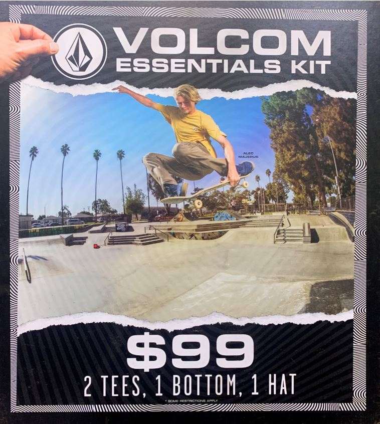 Sale from Volcom