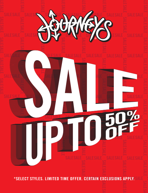SUMMER SHOE SALE! from Journeys