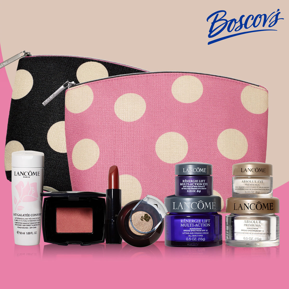 Boscov's Lancôme Gift with Purchase from Boscov's