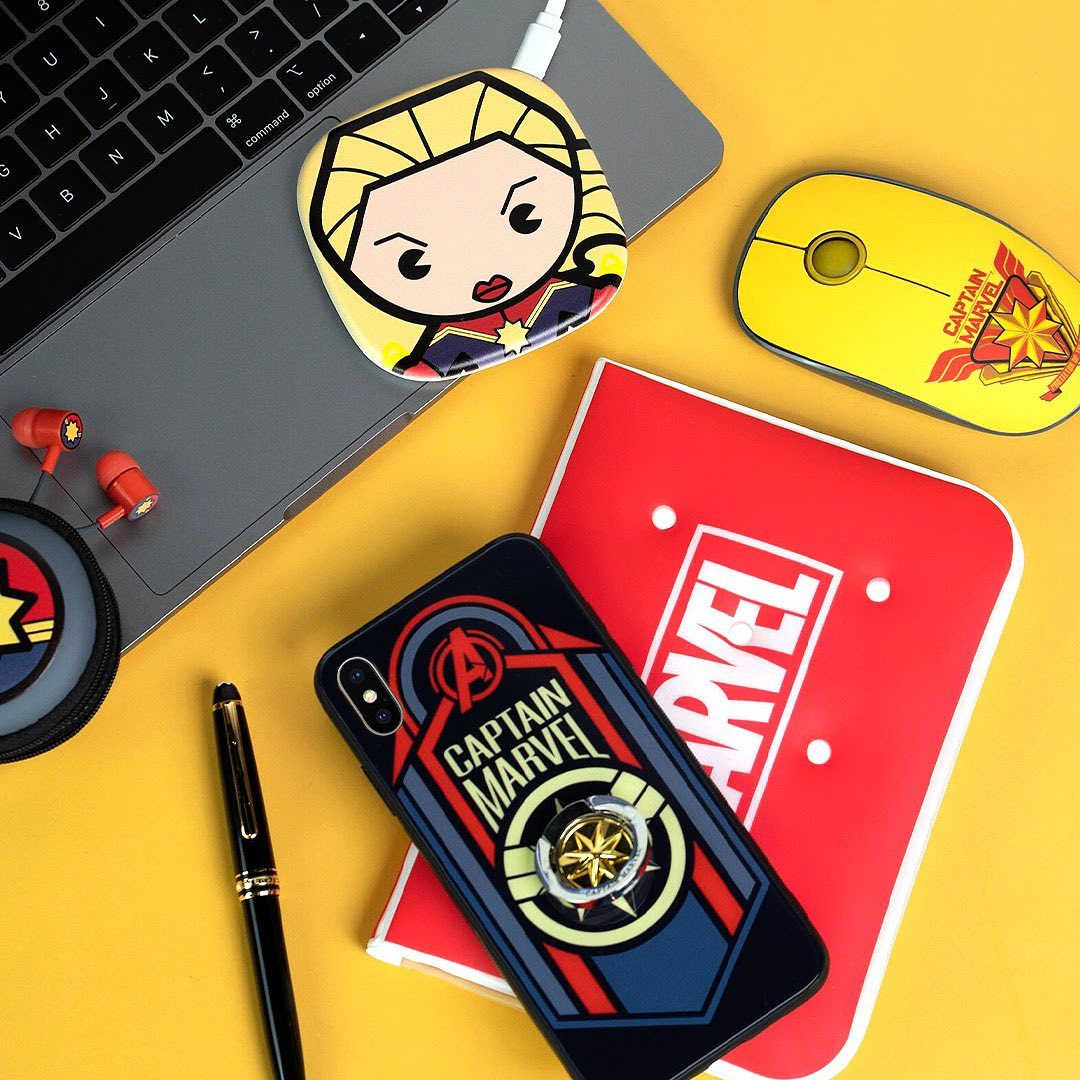 "All ""Marvel"" Themed Series Are BOGO 50% OFF from Miniso"