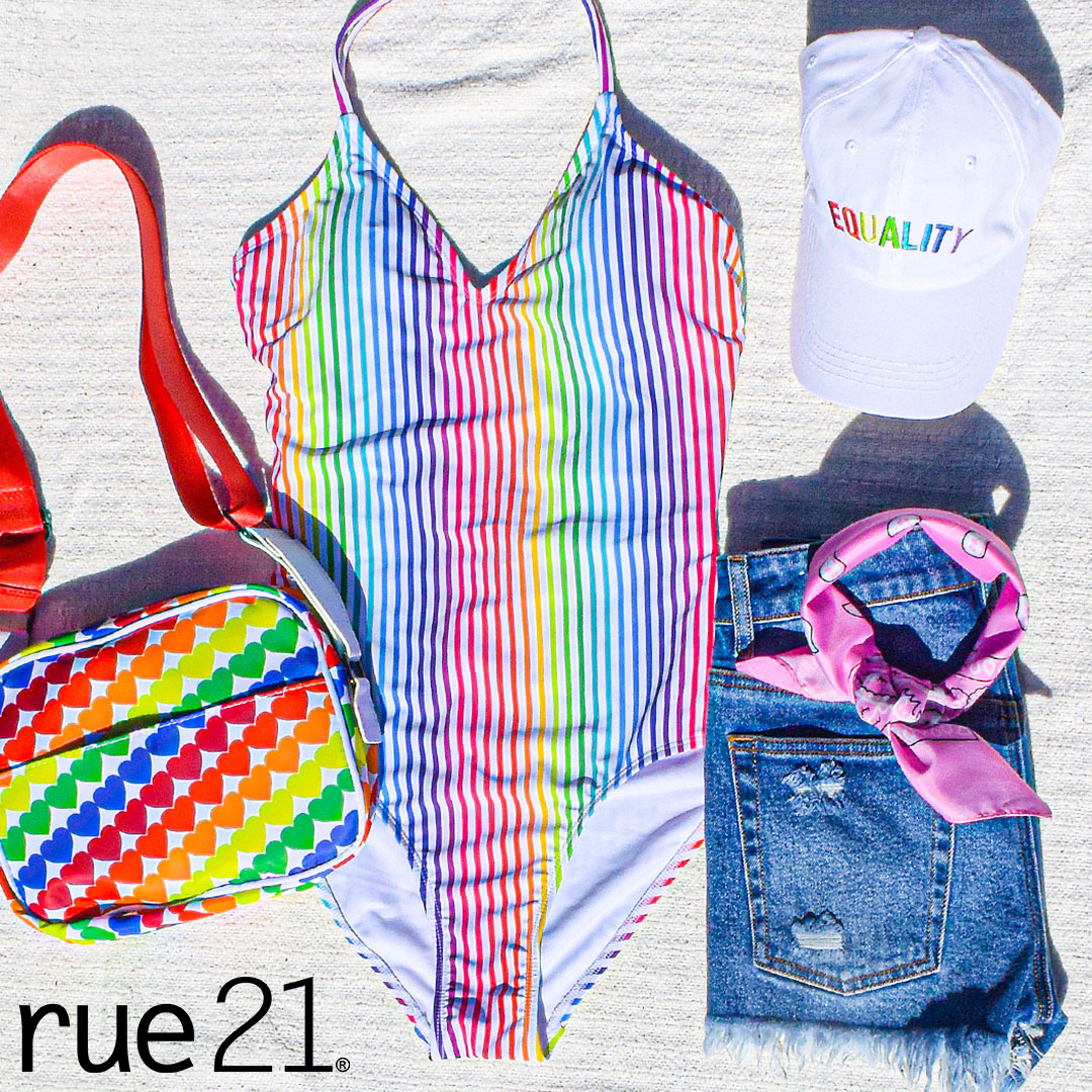 50% off Sale, Guys and Girls from rue21