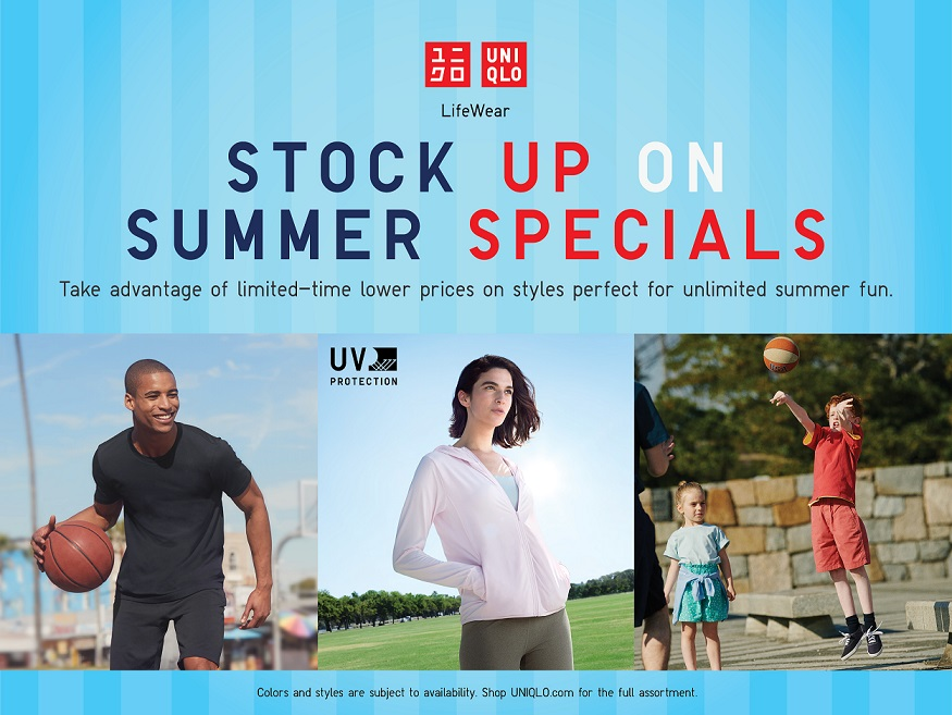 Shop Uniqlo's Holiday Sale from Uniqlo