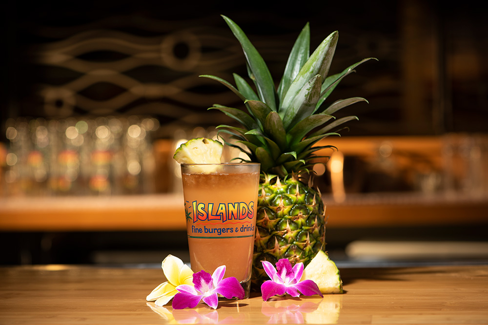 Mai Tai Tuesdays from Islands Fine Burgers & Drinks