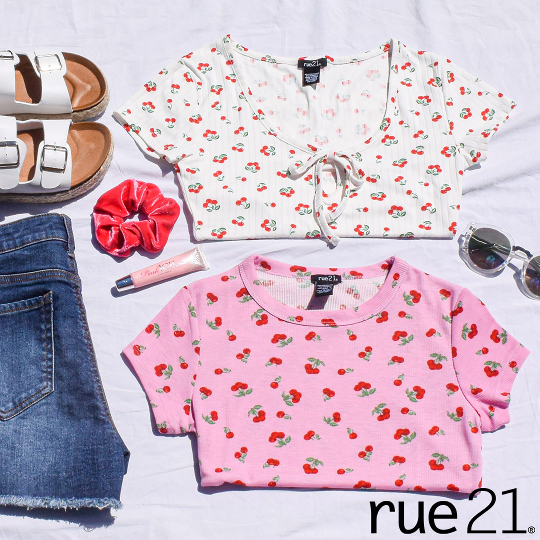 Mix and Match, BOGO 50% at rue21