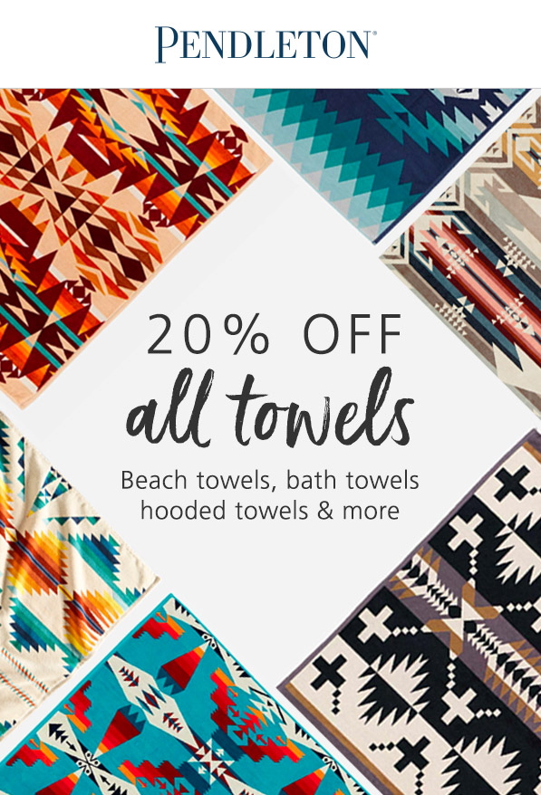 20% OFF from Pendleton