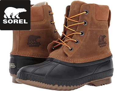 Free gift with any Sorel purchase $100 or more from Mountain High Outfitters