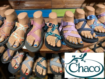 Chaco Sandals from Mountain High Outfitters