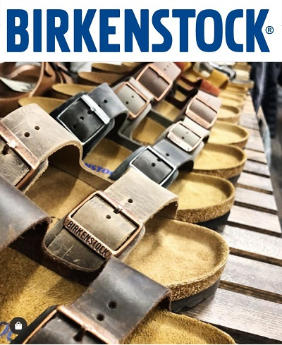 Birkenstock Sandals from Mountain High Outfitters