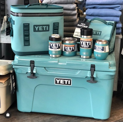 YETI from Mountain High Outfitters