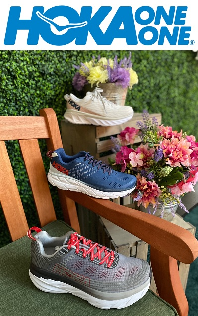 HOKA from Mountain High Outfitters