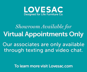 Virtual Appointments from Lovesac