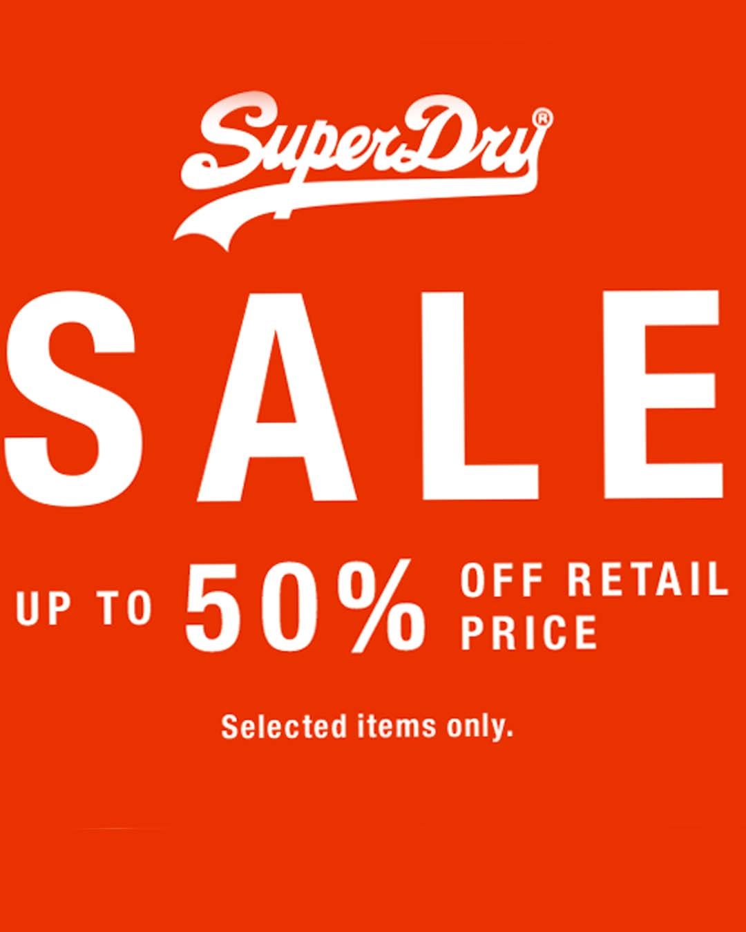 Summer Fuel from Superdry Store