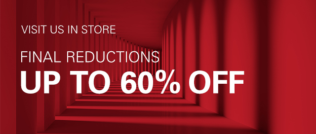 Final Reductions from Boss Hugo Boss