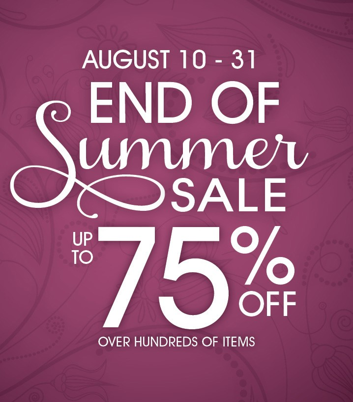 End of Summer Clearance Sale! from Silver Moon Gallery