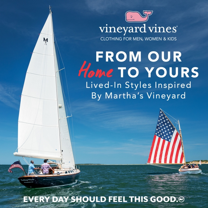 New Products in Store from Vineyard Vines