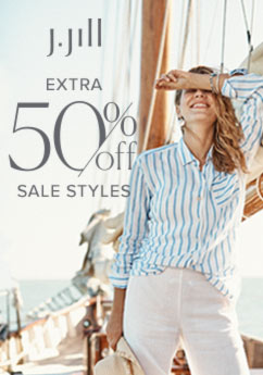 Extra 50% off from J.Jill