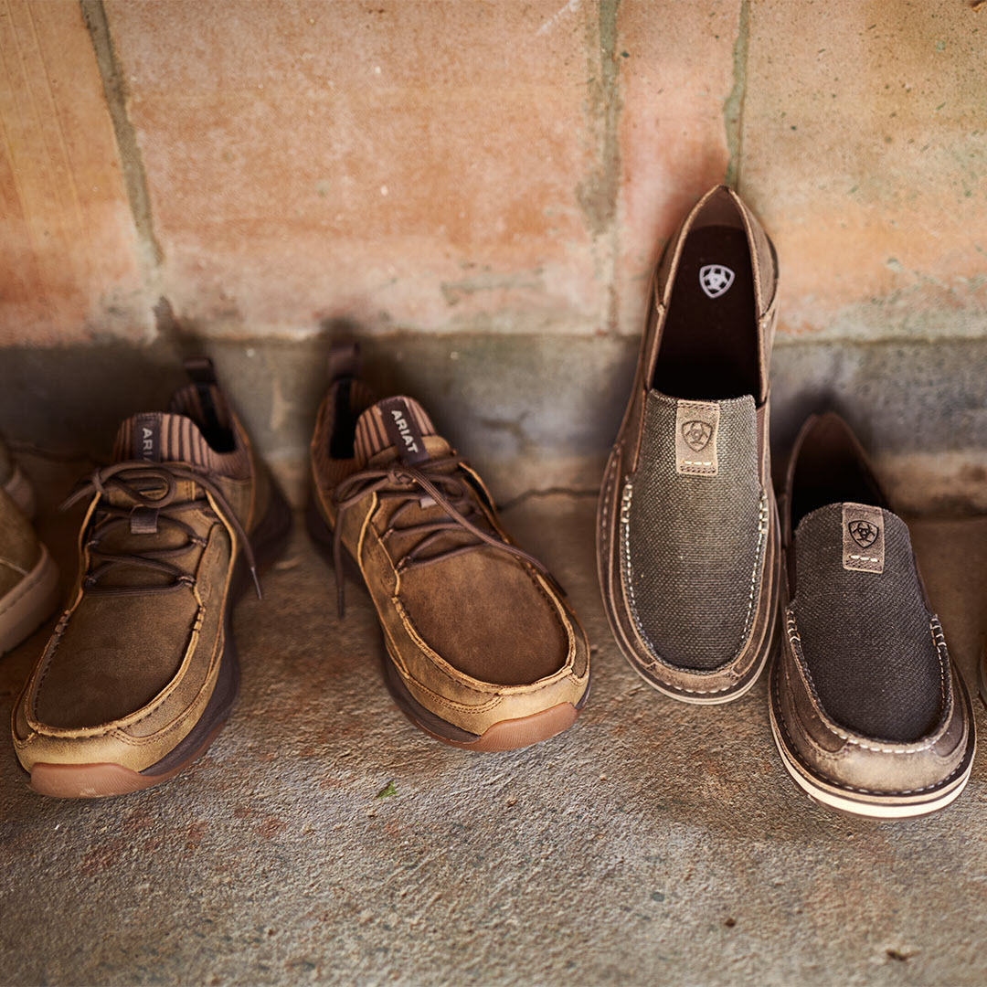 20% Off Select Men's Casual Shoes!* from Ariat