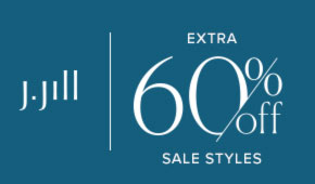 Extra 60% off Sale from J.Jill