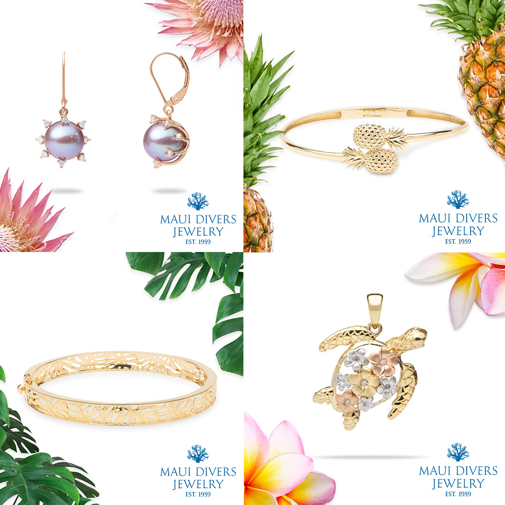 New at Maui Divers Jewelry from Maui Divers Jewelry