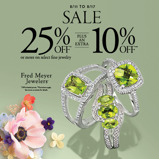 Fred Meyer from Fred Meyer Jewelers