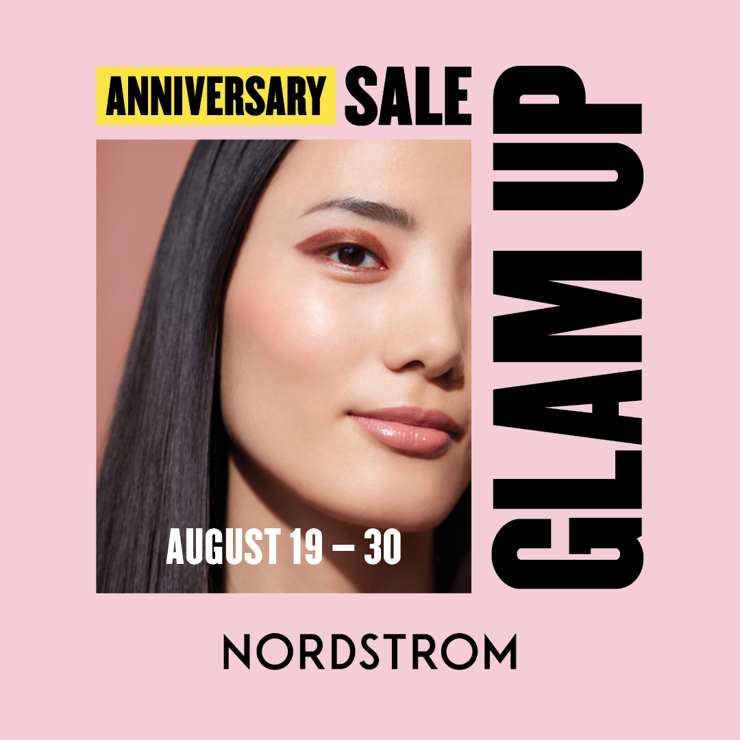 Anniversary Sale Beauty Glam Up Days from Nordstrom