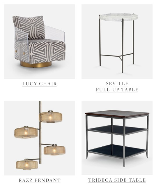 Floor Sample Sale from Mitchell Gold + Bob Williams