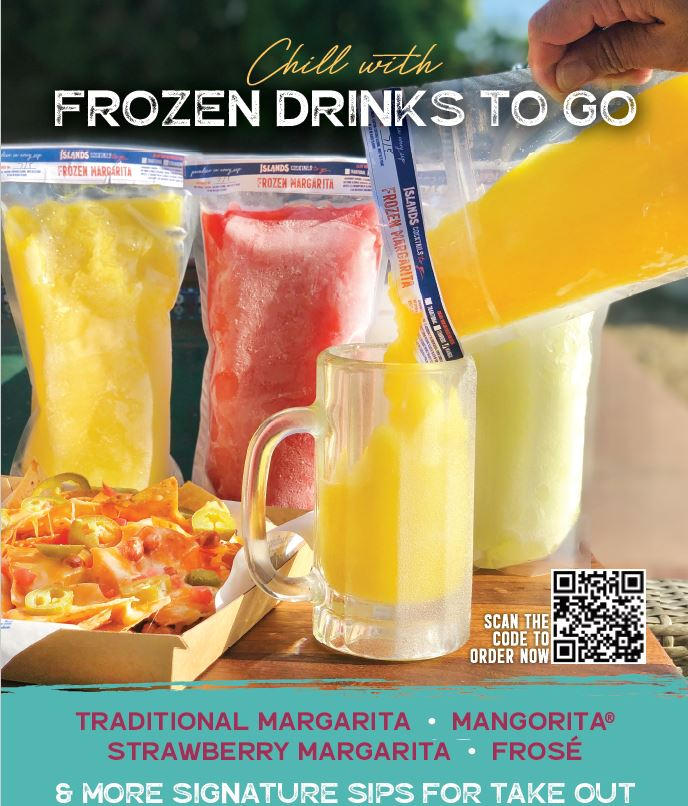 Frozen Drinks TO GO!
