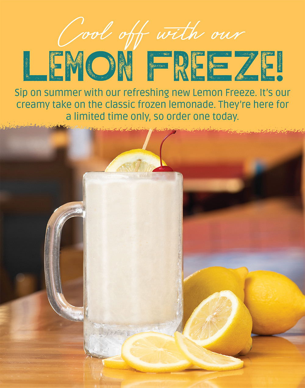 Lemon Freeze