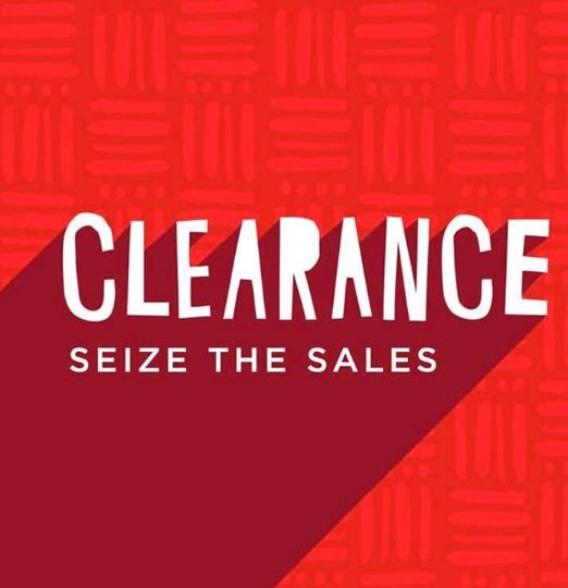 Clearance marked down 75% or more from Hallmark