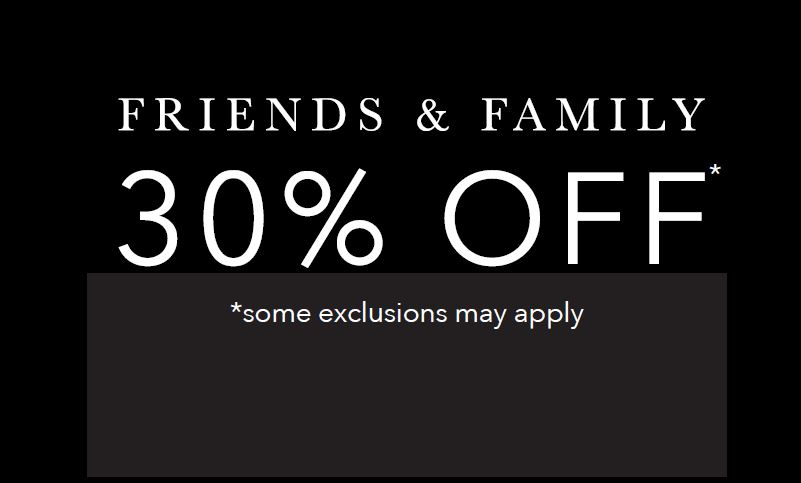 Friends & Family Sale from AG Jeans