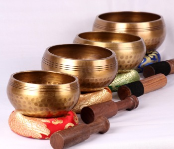 New to Store: Meditation Singing Bowls