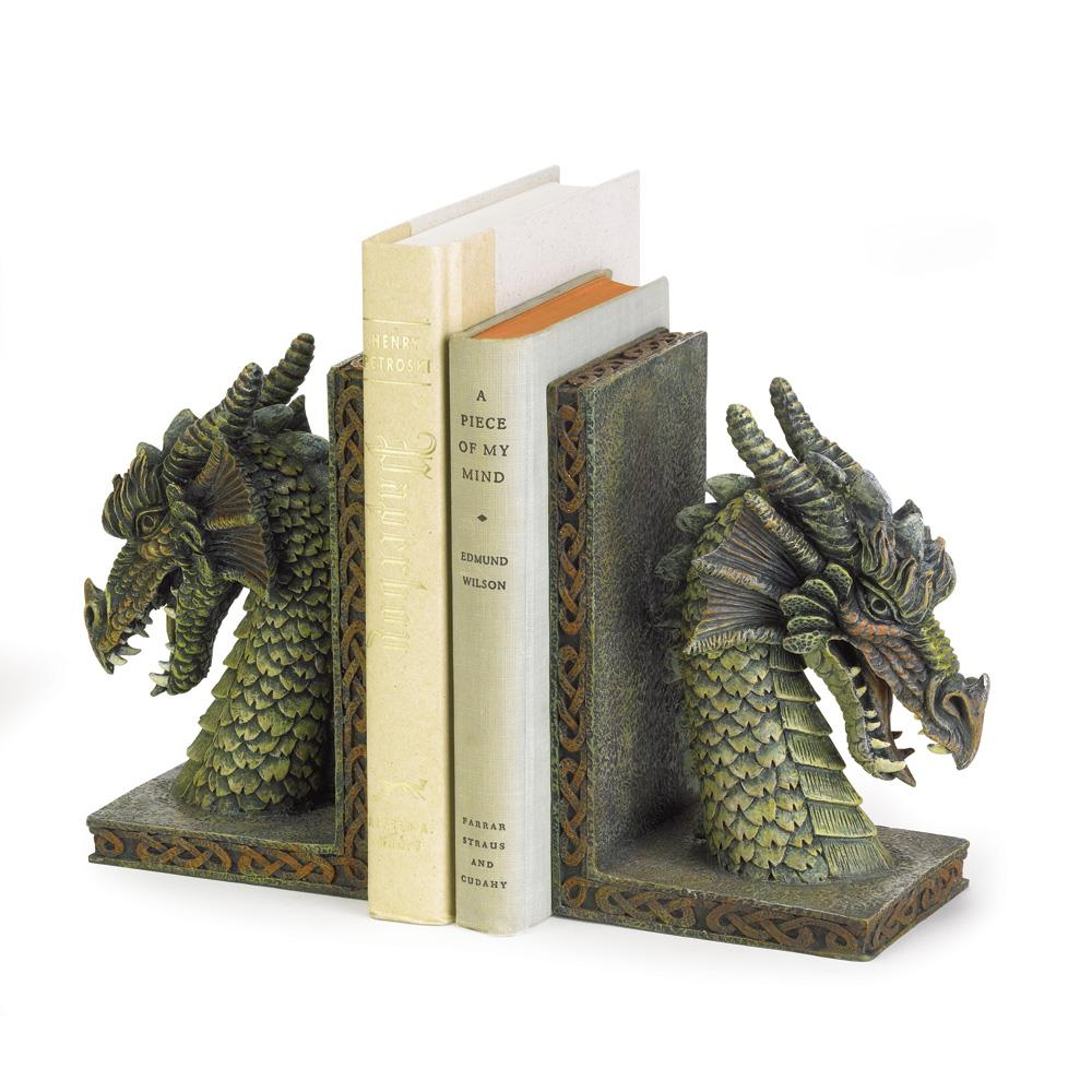 New Item in Store: Dragon Bookends from Sheer Treasures