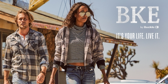 Live your life - inspire your own path from Buckle