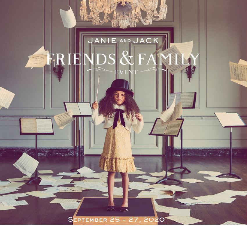 Friends and Family Event