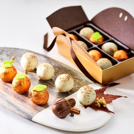 Introducing Fall Truffles from Godiva Chocolatier