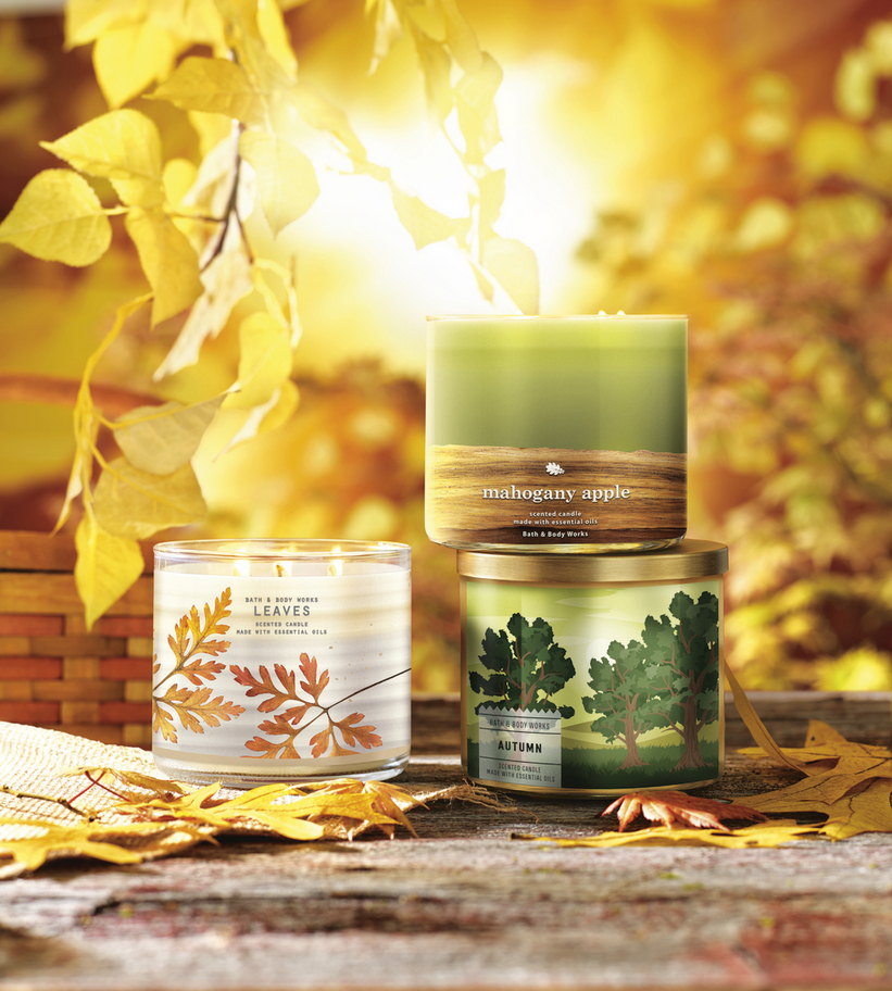 This is What Fall Smells Like! from Bath & Body Works/White Barn