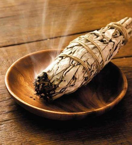 Smudging & Meditation Items from Sheer Treasures