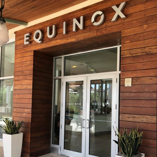 Autumnal Promotion from Equinox Fitness Club
