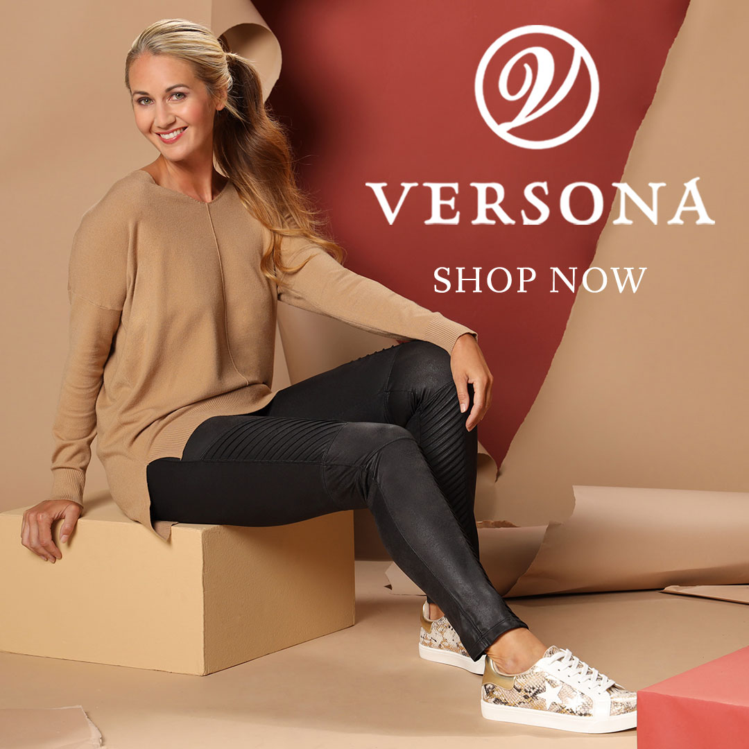 Love Fall Fashion from Versona
