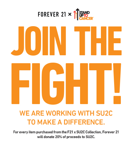 Join the Fight from Forever 21