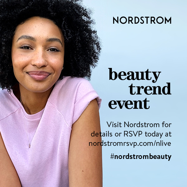 Beauty Trend Event from Nordstrom