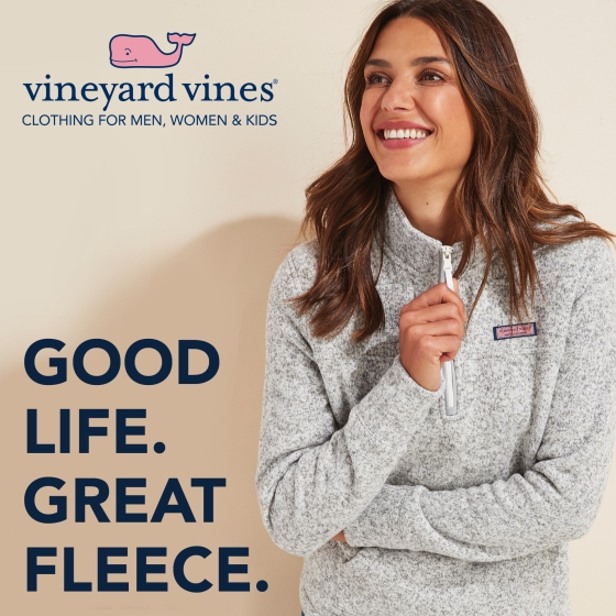 Fall New Arrivals from Vineyard Vines