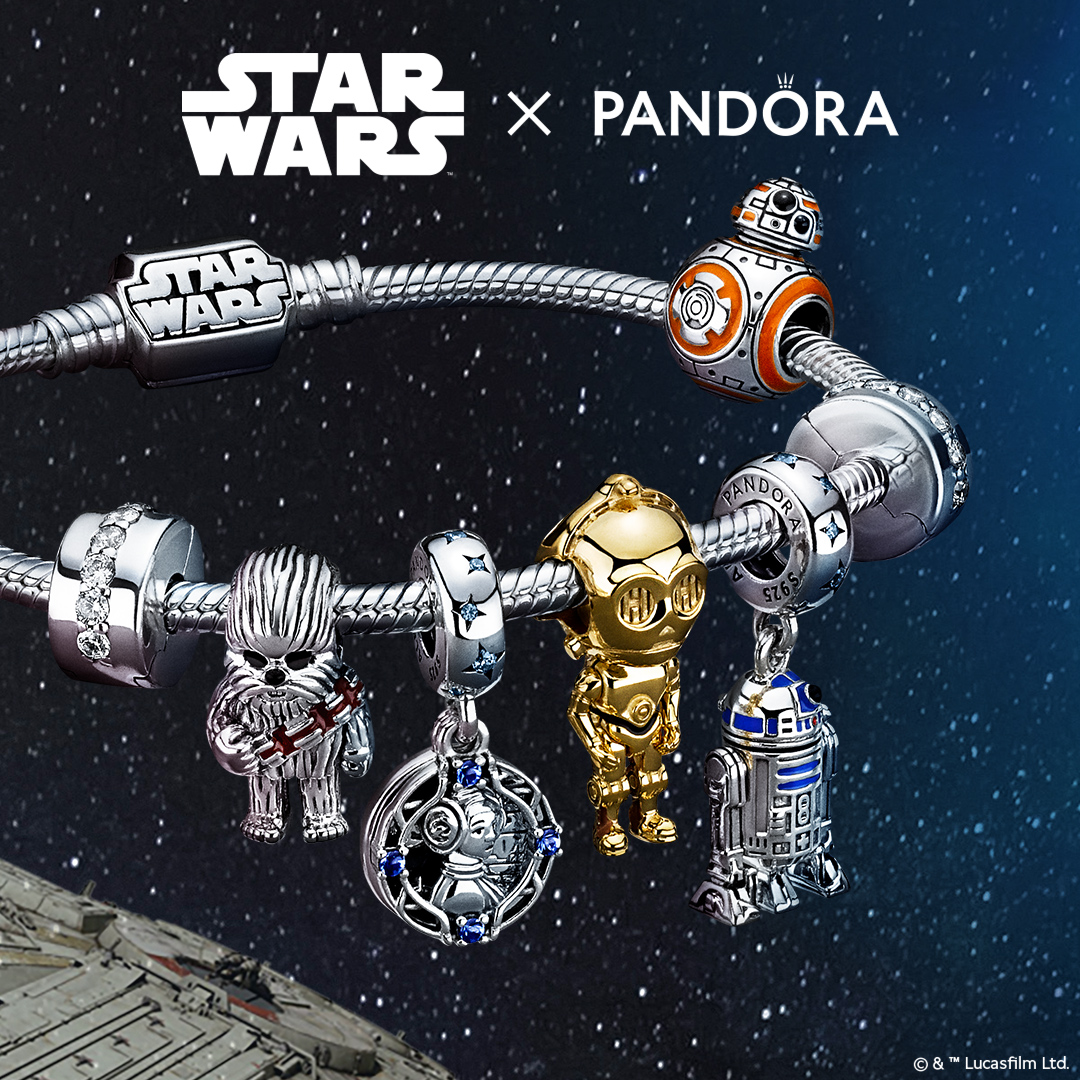 Star Wars X Pandora from PANDORA