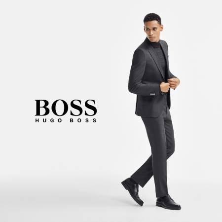 CREATE YOUR LOOK from Boss