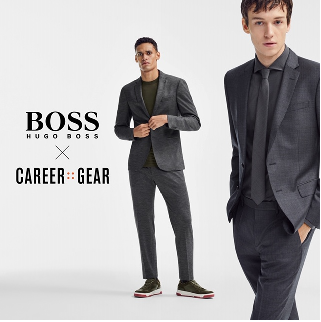 The Next Boss from Hugo Boss