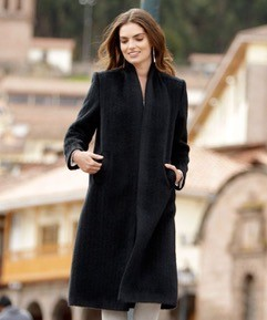 Suri Princess Long Coat