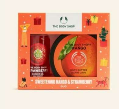 Purchase with Purchase from The Body Shop