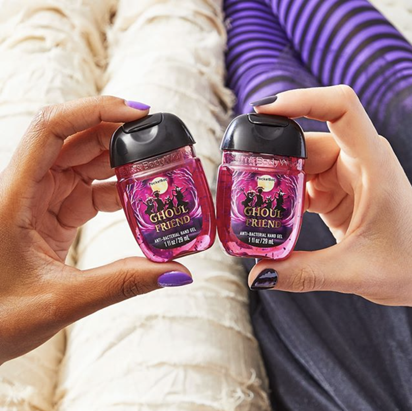 We're Seeing Double Trouble for Halloween at Bath & Body Works! from Bath & Body Works/White Barn