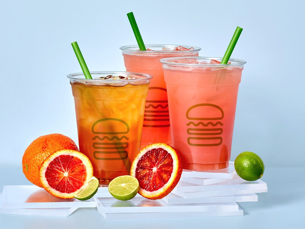 Introducing Winter Citrusade! from Shake Shack